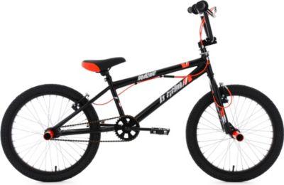 20 Zoll Freestyle BMX Hedonic schwarz-neonrot