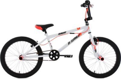 20 Zoll Freestyle BMX Hedonic weiß-neonrot
