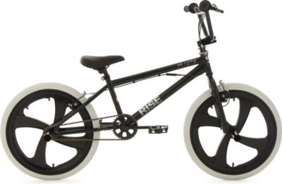 BMX Freestyle 20´´ Rise Magwheel schwarz