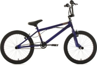 BMX Freestyle 20´´ Four blau