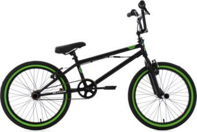 Freestyle BMX 20 Zoll CRXX schwarz-grün