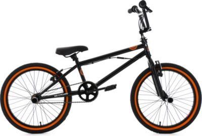 Freestyle BMX 20 Zoll CRXX schwarz-orange
