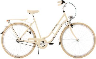 KS Cycling Damenfahrrad Cityrad 3-Gänge Casino 28 Zoll