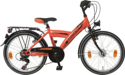 Bachtenkirch  Kinderfahrrad 20 Zoll Browser Boy 6 Gänge orange