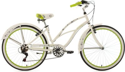 KS Cycling Beachcruiser 6 Gänge Bellefleur 26 Z...