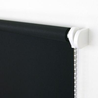 Liedeco Rollo mit Kette lichtdurchlässig Uni, Seitenzugrollo für Fenster und Tür | Heimtextilien > Jalousien und Rollos > Seitenzugrollos | Metall | Liedeco
