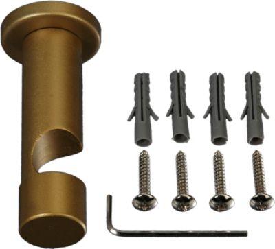 liedeco tr ger f r gardinenstangen 7 cm mit schraubkappe power 20 mm 1 stk. Black Bedroom Furniture Sets. Home Design Ideas