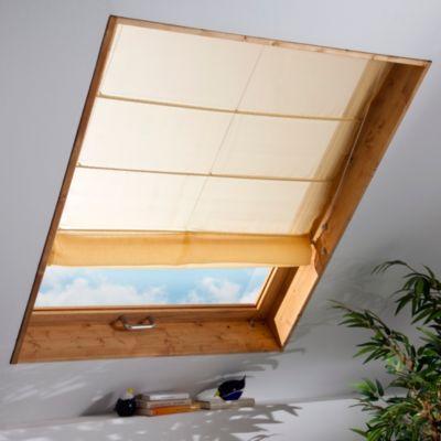 Dachfenster Raffrollo 140 cm x 140 cm