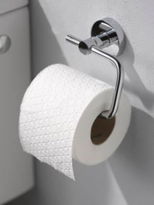 Toilettenpapierhalter, WC-Rollen-Halter - Kosmos chrom