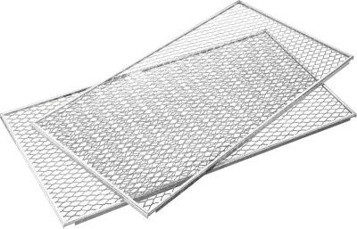 Brista  Deckel/Boden zu Komposter Streckmetall 100x100cm