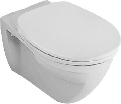 Villeroy & Boch Wand-WC OMNIA CLASSIC Flachspülwand- WC, 360x545mm weiß 76221001