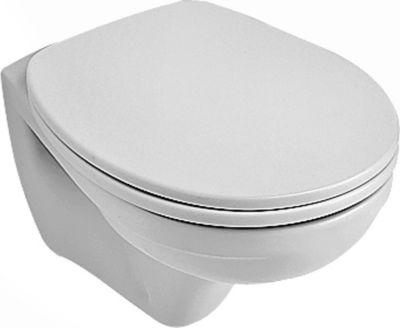 Wand-WC O.NOVO Tiefspül-WC 350x490mm weiß 76671001