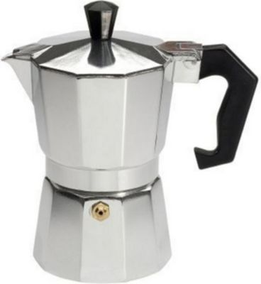 Alu-Espressokocher