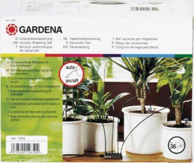 Gardena city gardening Urlaubsbewässerung, Elektronische Bewässerung