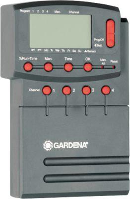 Gardena Bewässerungssteueung 4040, Elektronische Bewässerung