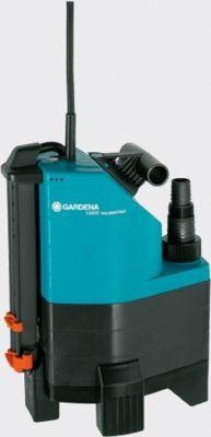Gardena Comfort Schmutzwasserpumpe 13000 aquasensor
