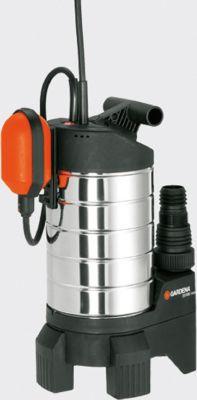 01802-20 Schmutzwasserpumpe 2000 inox