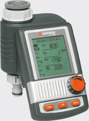 Gardena Bewässerungscomputer C 1060 Plus, Bewässerungsautomat