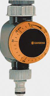 Gardena Bewässerungsuhr (1169), Sprinklersysteme