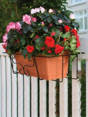 Garten Star  Blumenkastenhalter Classic