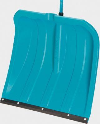 Kunststoff-Schneeschieber mit Kunststoffkante