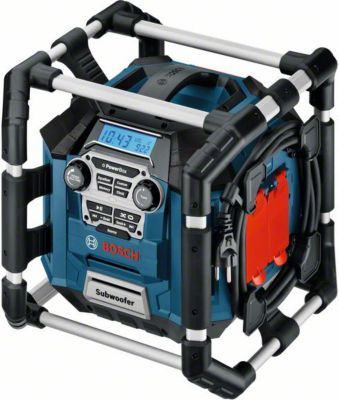 Bosch Baustellenradio GML 20 Professional