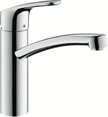 Hansgrohe HG EH-Küchenarmatur FOCUS DN 15 edelstahl-optik - 31806800