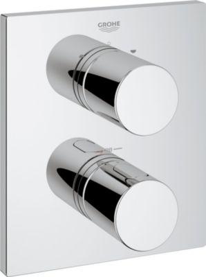 Thermostat GROHTHERM 3000 für Wanne oder Dusche mit mehr als 1 Brause chrom 19567000