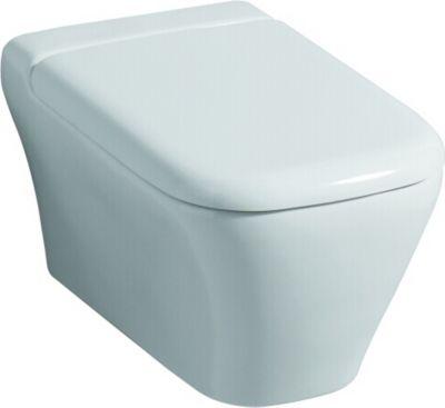 Keramag WC-Sitz MYDAY m Deckel Scharniere:M m Absenkauto weiß