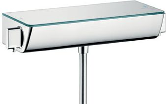 Hansgrohe HG Ecostat Select Brausentherm. DN 15, AP weiß/chrom