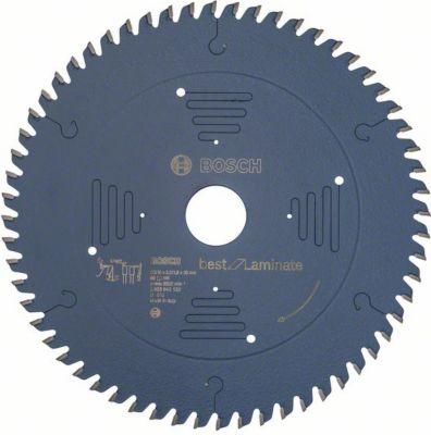 Bosch Kreissägeblatt Best for Laminate 216x30x2,5/1,8mm Z60TR-F 2 608 642 133 2608642133 | Baumarkt > Bodenbeläge > Laminat | Bosch