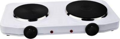Efbe-Schott Doppelkochplatte TKG DKP1000, weiß