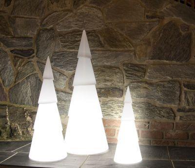 8 Seasons Shining Christmas Tree (verschiedene Größen), weiß 1414688001