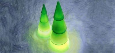 8 Seasons Shining Christmas Tree (verschiedene Größen), grün 1415332001