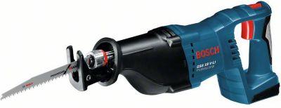 Bosch Akkusäbelsäge GSA 18 V-LI Professional