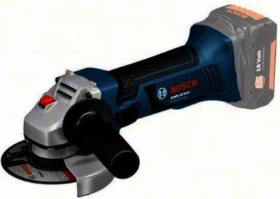 Bosch Akkuwinkelschleifer GWS 18-125 V Li Professional