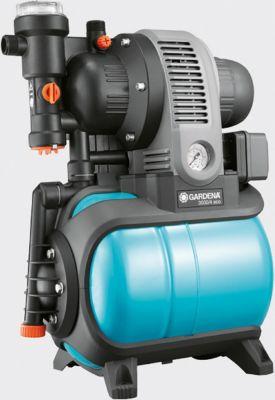 Gardena Classic Hauswasserwerk 3000/4 Eco, Pumpe
