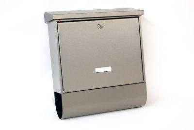 Burgwächter Briefkasten SecuLine 2500 mit Zeitungsbox