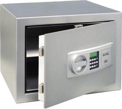 Burgwächter Wertschutzschrank MT 24 ME mit elektronischem Zahlenschloss