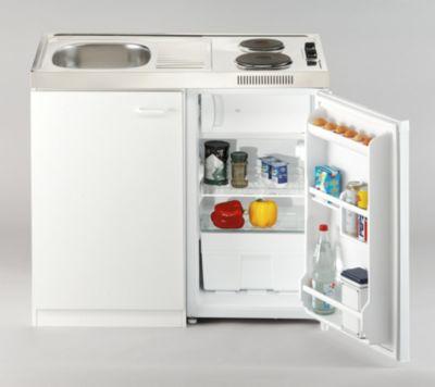 Im Plus.de Online Shop zu haben: Respekta Miniküche Pantry 100 - Spülbecken links