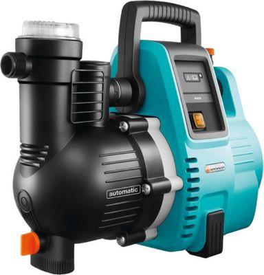01758-20 Hauswasserautomat 4000/5E