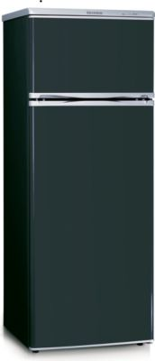 Doppeltür-Kühlschrank KS9794 Schwarz