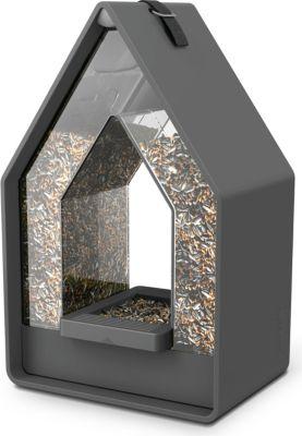 Emsa Landhaus Futtersilo 15x24, granit bei GartenXXL - alles für den Garten