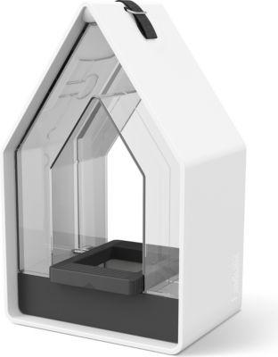 Emsa Landhaus Futtersilo 15x24, weiß/granit bei GartenXXL - alles für den Garten