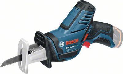 "Bosch   Akku-Säbelsäge 060164L905 GSA10,8 V-LI ""Clic-Solo"" L-Boxx"