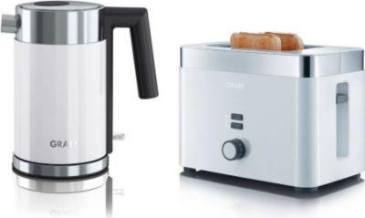 Frühstück-Set 101 weiß (WK401+T061)