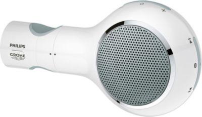 AQUATUNES Lautsprecher für Bad und Dusche 26268LV0