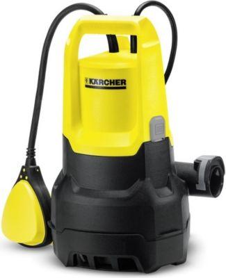 Kärcher Entwässerungspumpe SP 1 Dirt , Tauch- / Druckpumpe