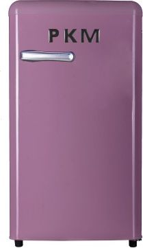 Retro-Kühlschrank KSR 86.4 Pink
