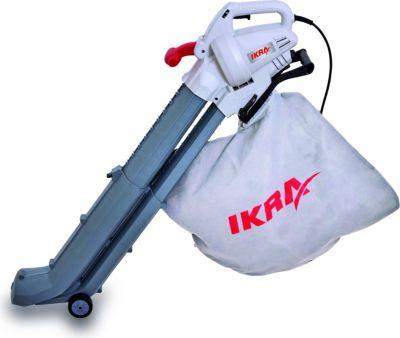 IKRA Elektro Laubsauger IBV 2800 E